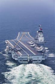 Photo of Satellite images show China is building its third and largest aircraft carrier: reports