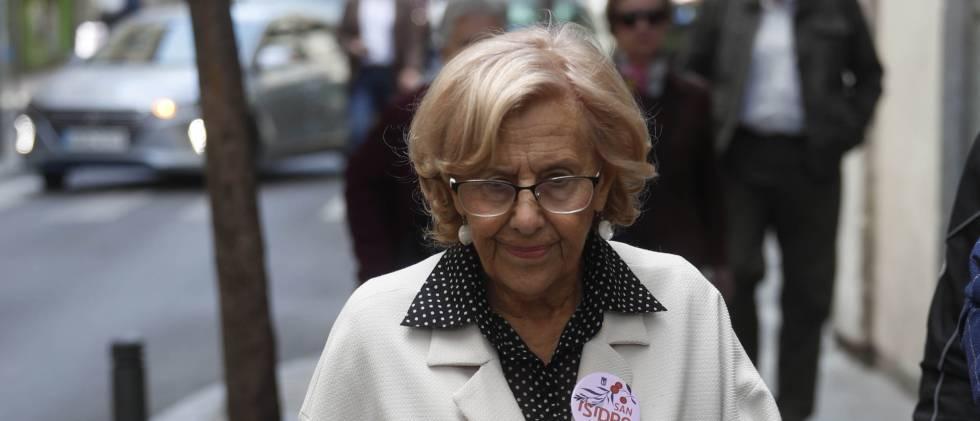 Photo of Carmena estaría dispuesta a entrar en un Gobierno con Pepu como alcalde