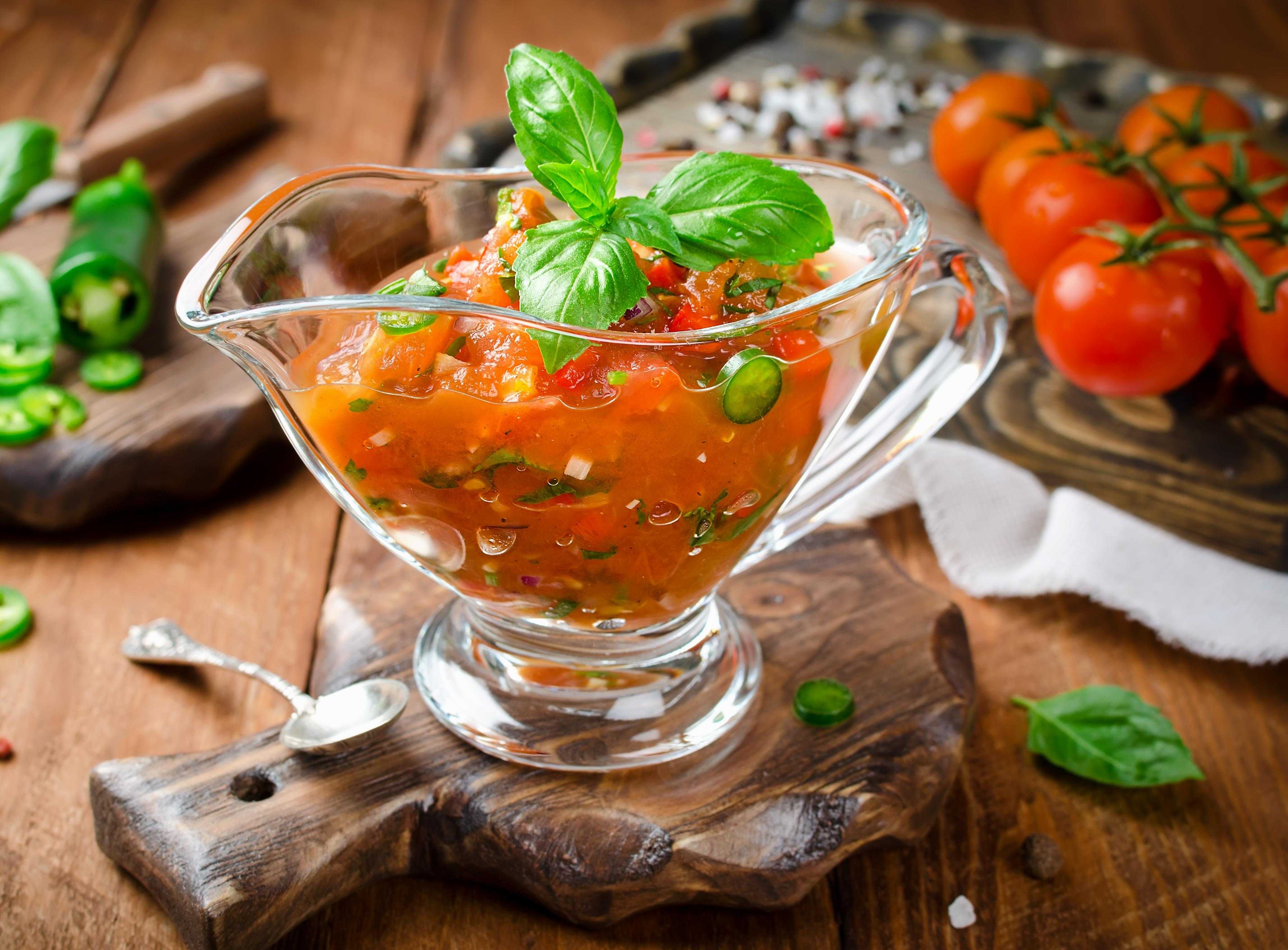 Вкусный соус к шашлыку