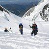 В алтайских горах продолжается поиск новосибирских туристов