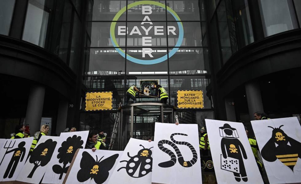 Photo of Bayer pide perdón por el espionaje de Monsanto a personalidades francesas