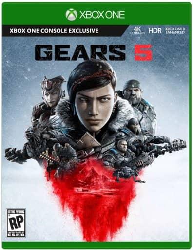 Photo of Gears 5: Site pode ter vazado a data de lançamento do game