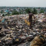 Electronic Marvels Turn Into Dangerous Trash in East Africa