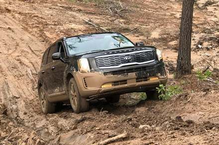 Photo of Six advanced tech features that make off-road driving easy
