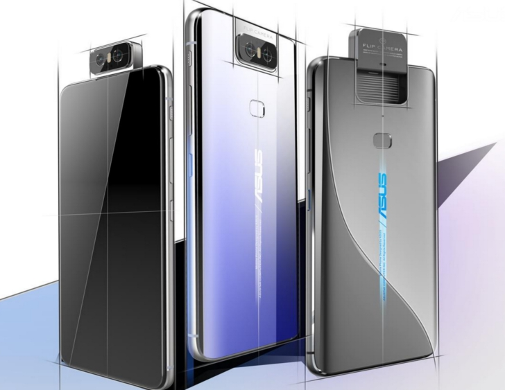 Photo of ASUS announces the ZenFone 6 with a Snapdragon 855, 5,000mAh battery, and a flip-up camera