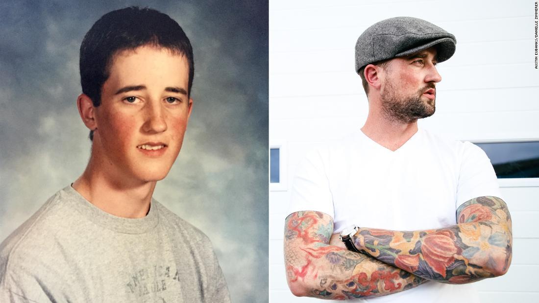 Photo of Columbine survivor found dead at 37