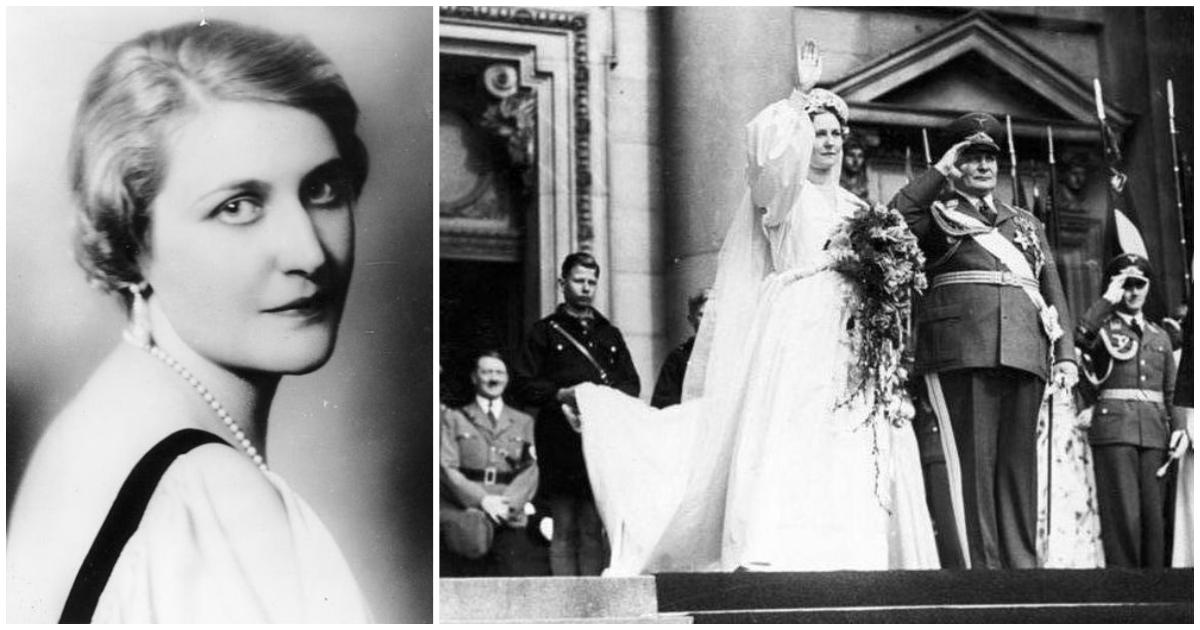 Как выглядели жены лидеров Третьего рейха и что с ними стало (29 ФОТО)