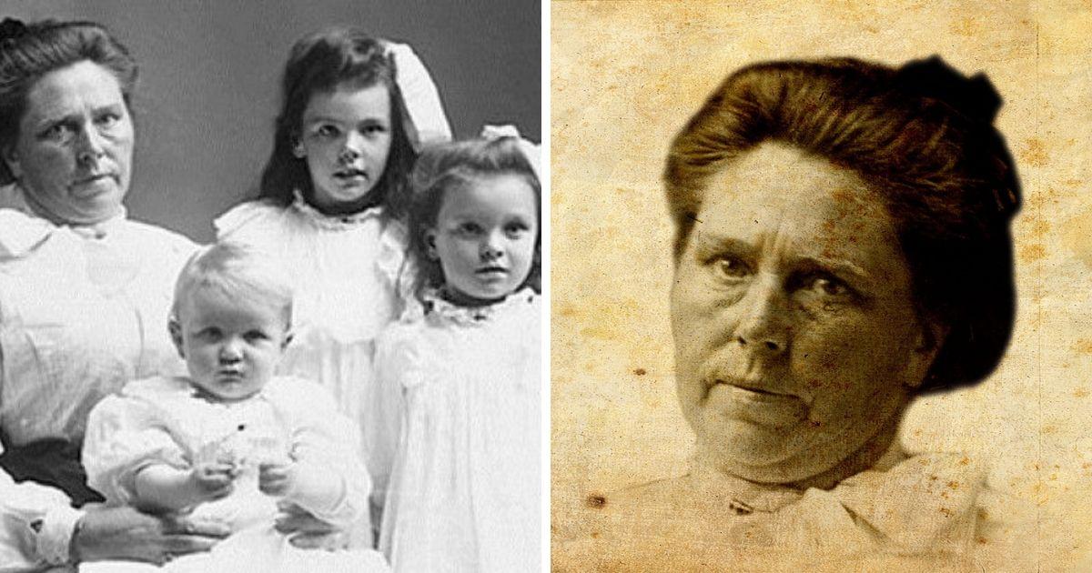 Фото Белль Ганнесс: женщина, которая лишила жизни своих детей, мужей и любовников