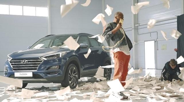 """Фото Мигель из проекта """"Танцы"""" снялся в роликах Hyundai"""