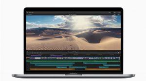 Apple Releases Updated MacBook Pro CPUs, New Keyboard Design