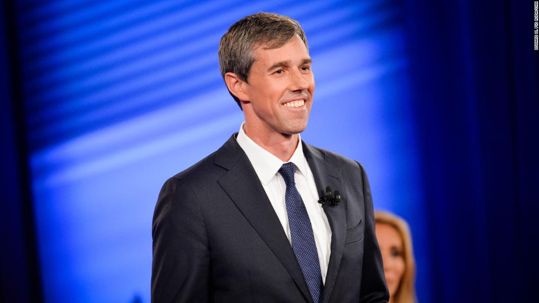 Photo of O'Rourke: We should begin impeachment proceedings