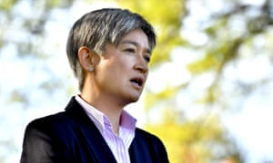 Penny Wong warns Shorten not to damage Labor with bid to block Anthony Albanese