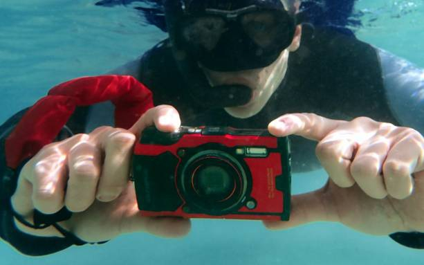 Photo of Olympus Tough TG-6 boldly goes where no phone even dares