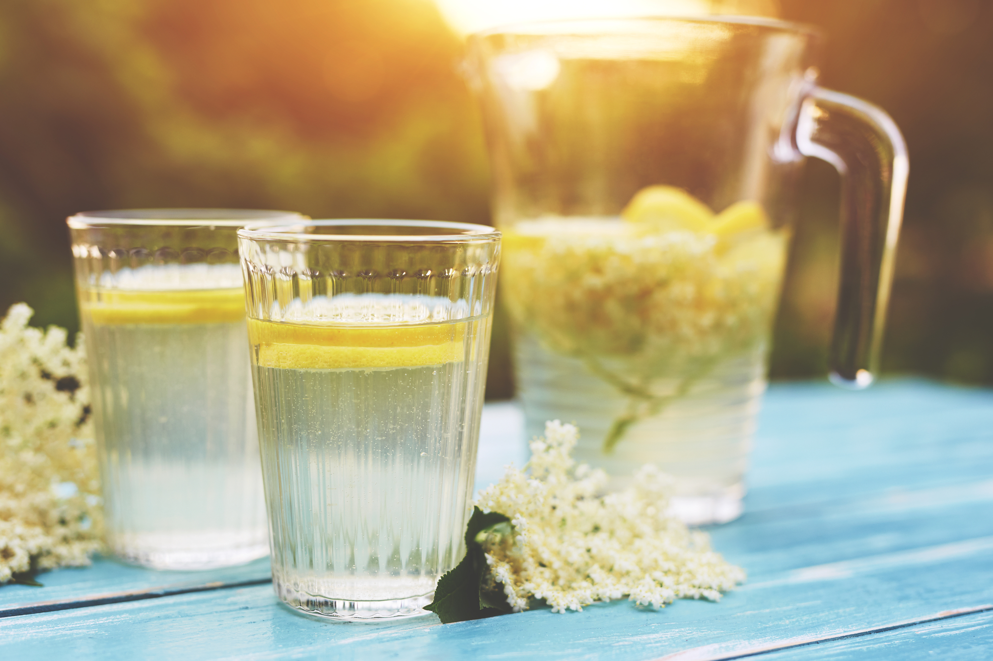 Лимонад из бузины