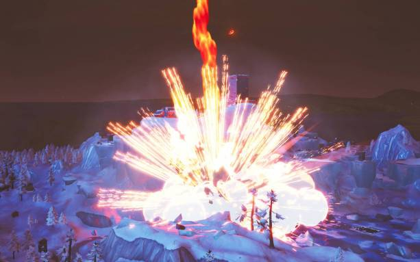 Photo of Fortnite Polar Peak activity hints at anticipated dragon uprising
