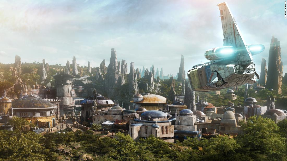 Photo of Disney's plan to expand the Star Wars galaxy: Make the fantasy real