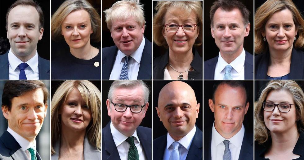 Photo of ¿Cómo se nombra al sucesor de May?