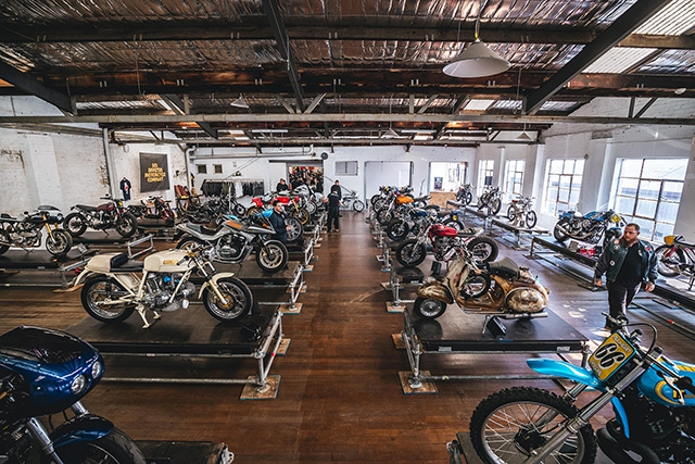 Photo of Throttle Roll Motorcycle Show 2019