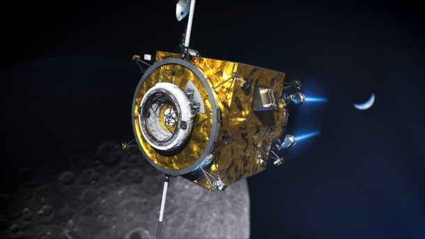 Photo of NASA places its first order for Lunar Gateway components