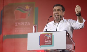 Alexis Tsipras may call early election if his Syriza party is defeated