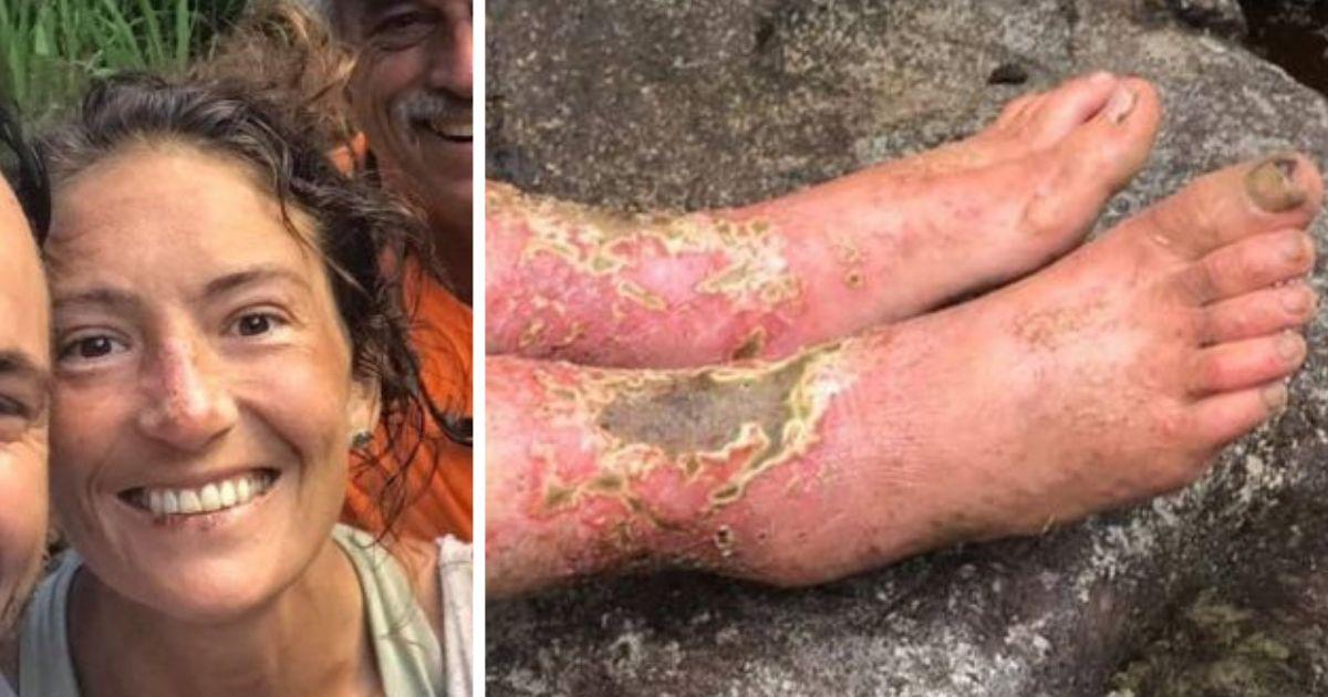 Через две недели: туристку, заблудившуюся на Гавайях, нашли живой