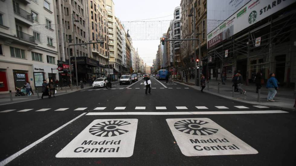 Photo of ¿Ha sido la medida de Madrid Central efectiva en términos medioambientales?