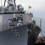 Let's Not Upset the President: The White House Tells the Navy to Hide the U.S.S. McCain