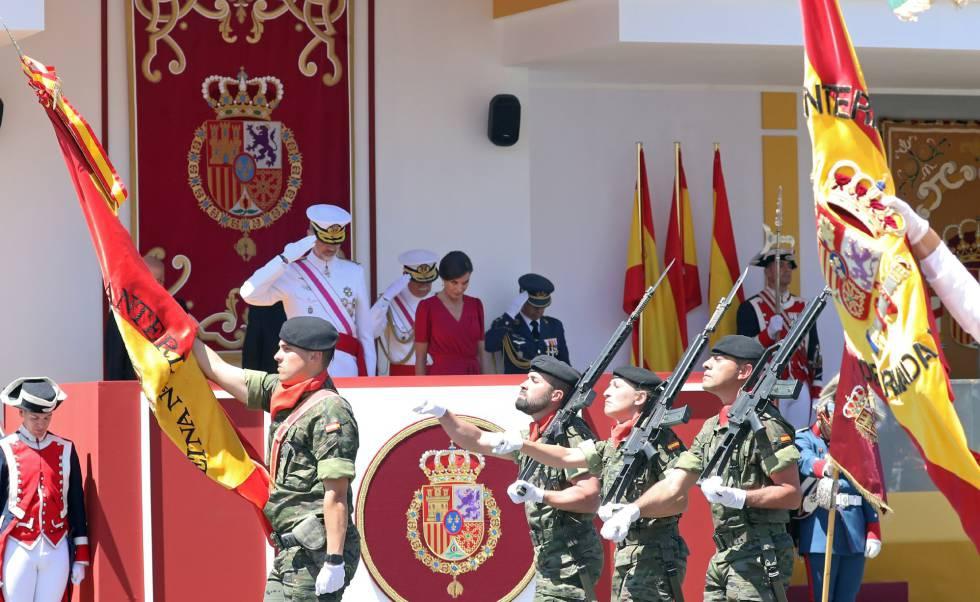 """Photo of El Rey expresa su """"afecto y gratitud"""" a las familias de los militares muertos en misiones en el exterior"""