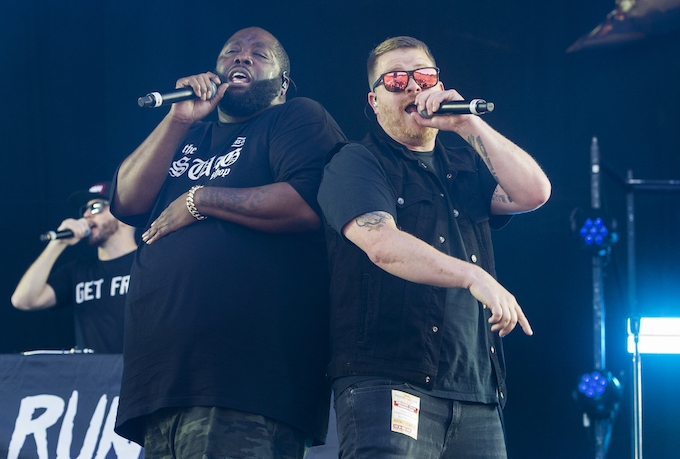 Photo of Run The Jewels Are Working on New Album With Rick Rubin