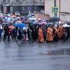 В выходные в Красноярске перекроют улицы в районе храмов