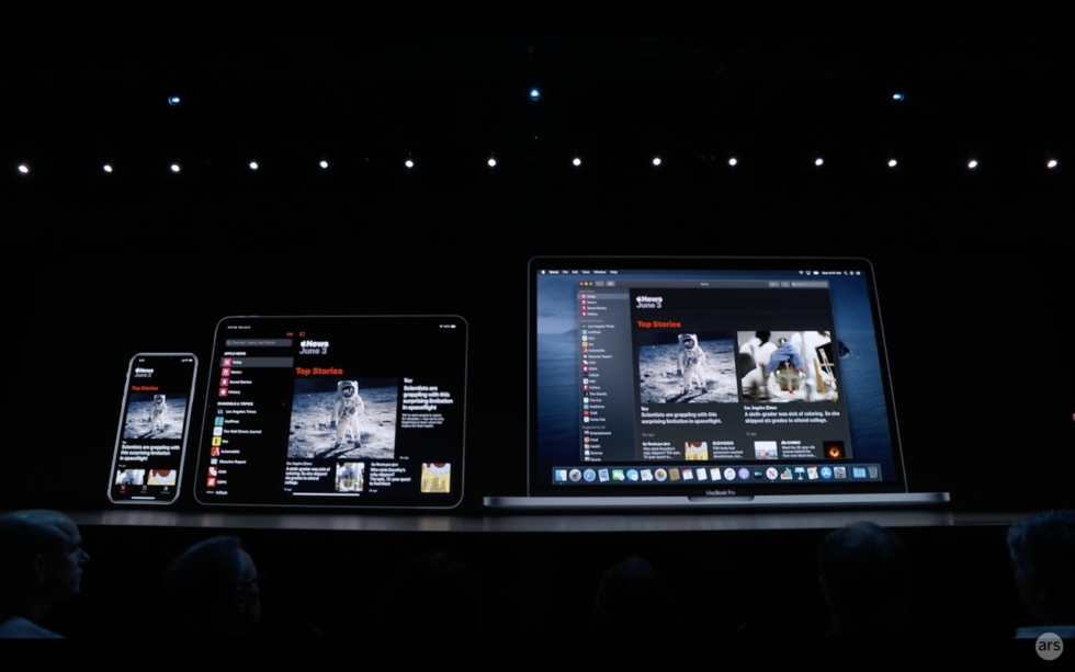 Photo of Apple shares its vision for macOS 10.15 Catalina: Cross-platform apps are key