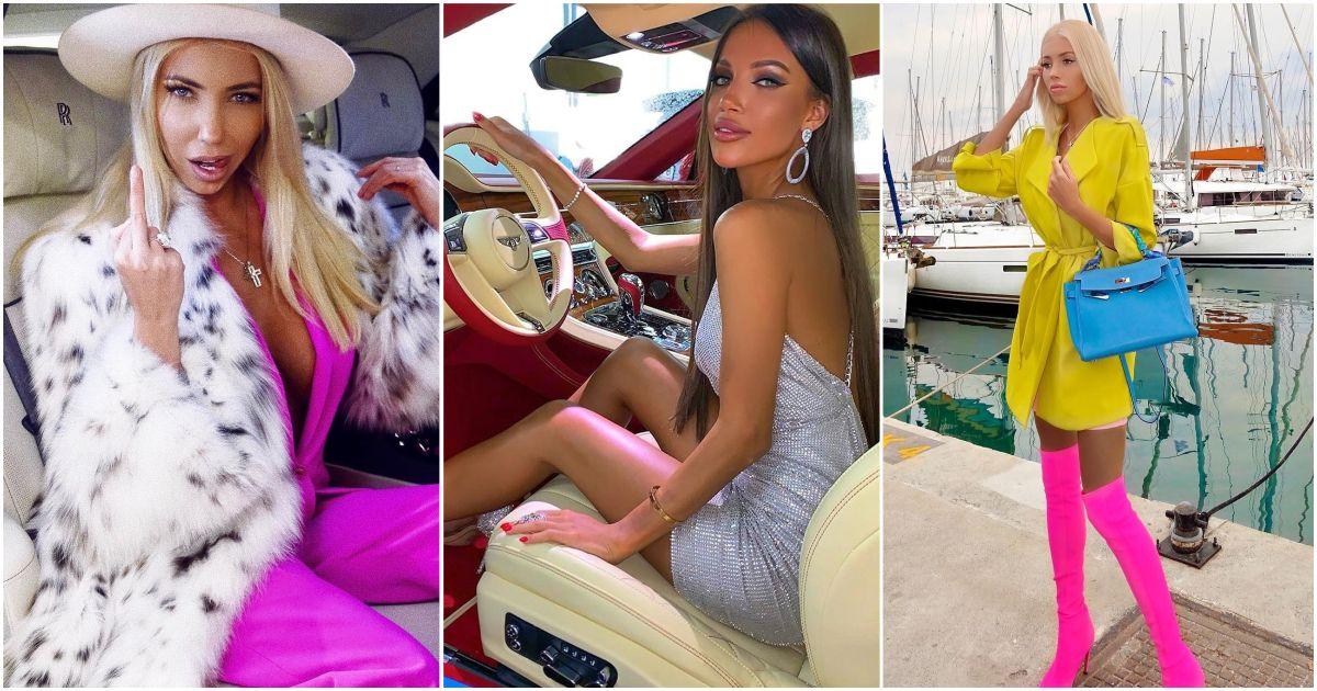 """До и после. Гламурные россиянки, спустившие миллионы на """"тюнинг"""""""