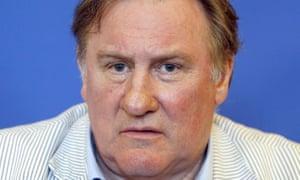 French prosecutors drop rape investigation against Gérard Depardieu