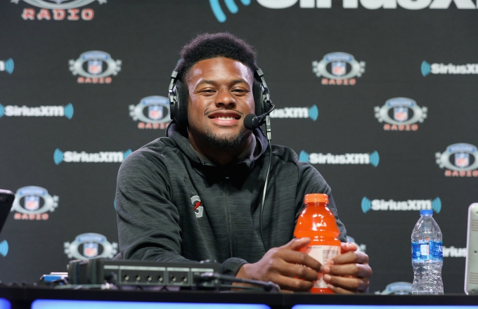 Photo of JuJu Smith-Schuster Attends High School Fan's Prom and Students Chant 'F**k AB!'