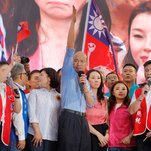 Photo of Candidate Seeks Closer China Ties, Shaking Up Taiwan's Presidential Race