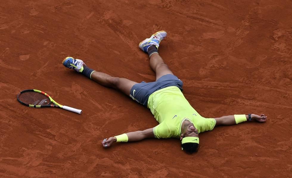 """Photo of Rafael Nadal: """"No puedo explicar lo que siento"""""""