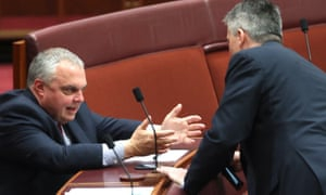 Coalition unlikely to get full tax cut package passed, key crossbencher says