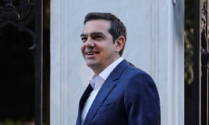 Tsipras asks Greek voters for chance to govern 'without our hands tied'
