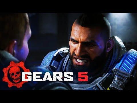 Photo of Gears 5: Vídeo da campanha apresenta um novo personagem
