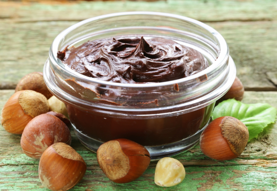 Шоколадная паста с фундуком и сливками от Джейми Оливера