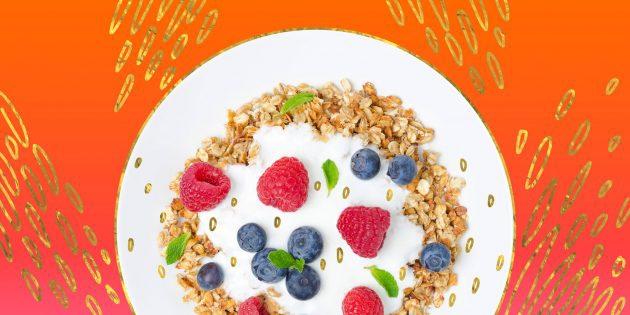 Фото 10 быстрых и вкусных завтраков для отличного начала дня