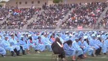 Photo of Valedictorian Unleashes Searing Rebuke Of High School Staff In Speech