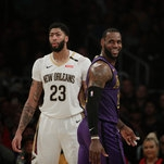 Pelicans Agree to Trade Anthony Davis to the Lakers