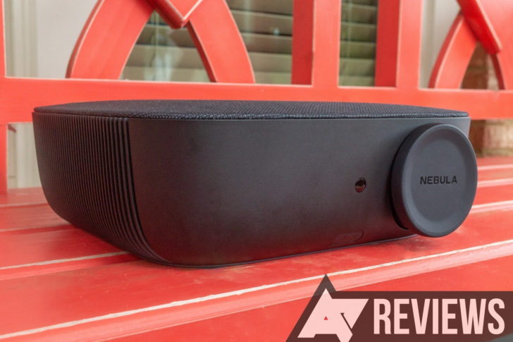 Photo of The Anker Nebula Prizm II is a no-frills projector at a decent price