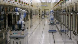 Intel May Tap Samsung for 14nm Manufacturing Support