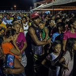 Number of People Fleeing Conflict Is Highest Since World War II, U.N. Says