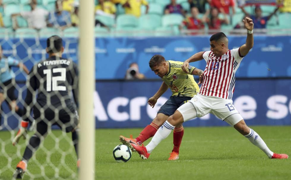 Photo of La Colombia de Queiroz marca el paso en la Copa América