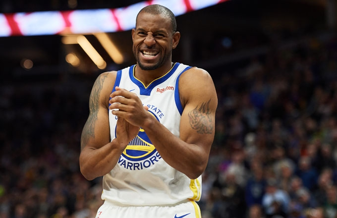 Photo of Andre Iguodala on Warriors Free Agency: 'Nobody's Going to the Knicks, Sorry'