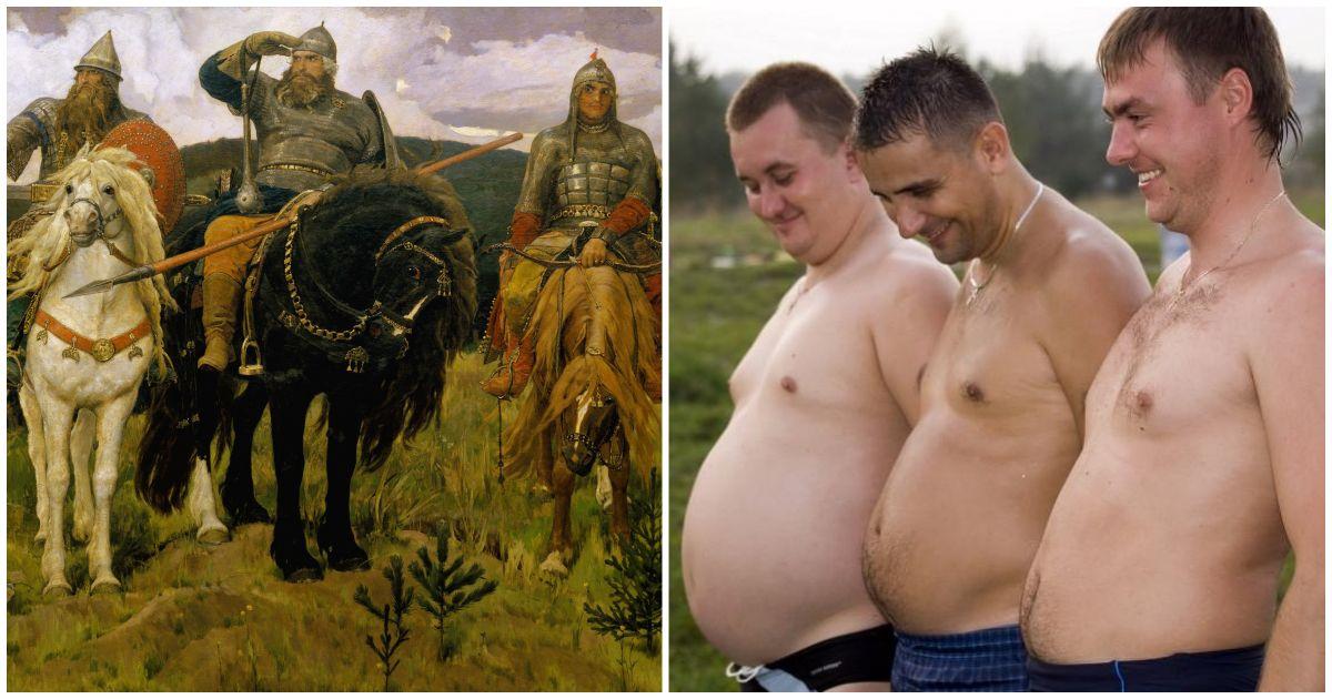 """Фото """"Брутальные быдлогопники"""". 7 вещей, которые уродуют российских мужчин"""