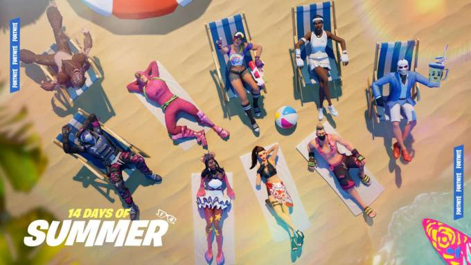 Photo of Fortnite 14 Days of Summer event: Everything you need to know